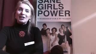 SANE GIRLS POWER TEMOIGNAGES - EVENEMENT AIX EN  PROVENCE DEC 2018