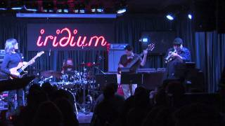 Mike Stern Band Randy Brecker, John Pattitucci, Dave Weckl at Iridium New Years Eve