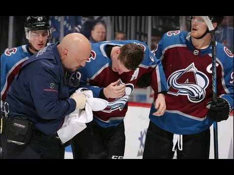 NHL Superstars Injuries (Part 1)