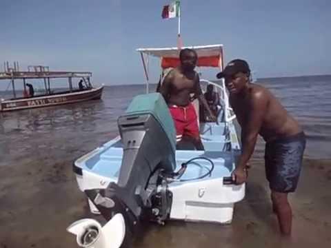 Malindi marine park tour:: Preparations...