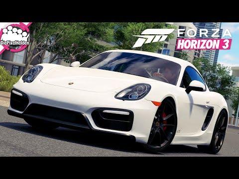 FORZA HORIZON 3 #149 - Es ist Zeit für einen Cayman Turbo S - Let's Play Forza Horizon 3