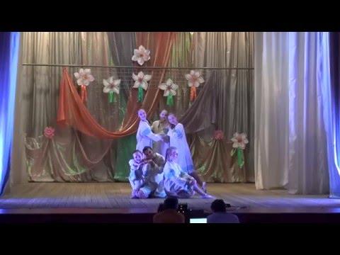 Коллектив ДДТ Воргашор. Концерт День славянской письменности и культуры 2016