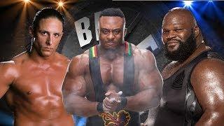 WWE Mashup: Mark Henry, Billy Kidman & Big E. Langston (DALYXMAN)