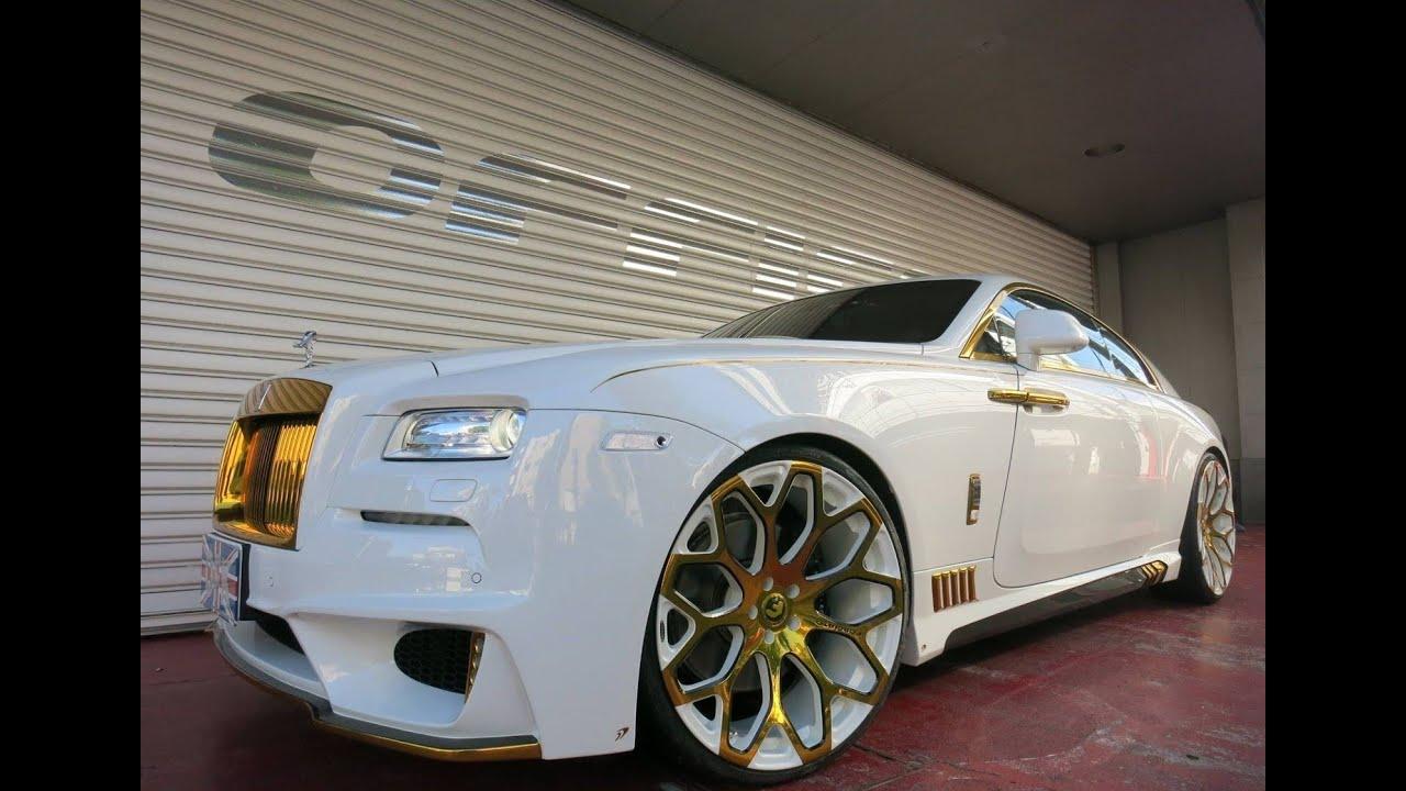 Rolls Royce Best Tuning 2016 Youtube