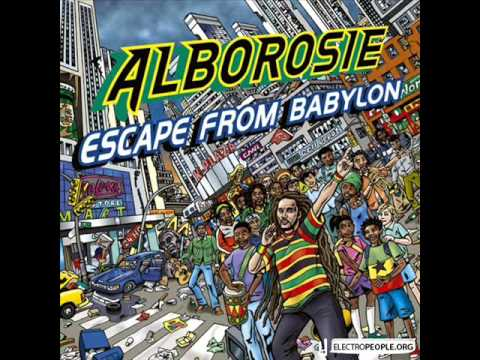 Alborosie Dung A Babylon (with lyrics)