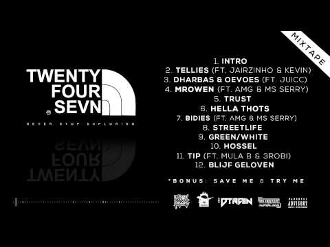 Twenty Four Sevn #Mixtape (Mixed By D-Train & Hosted By 4Shobangers)