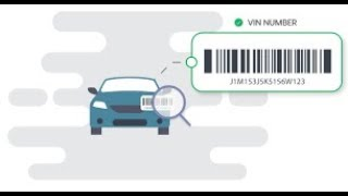 How To Decode Vehicle Identification Number?
