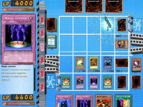 Yugioh power of chaos Winged dragon of ra 14, 000 ATK!!! (Dartz ...