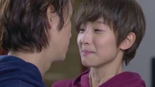 Baron Chen si Megan Lai in Bromance - hot kiss