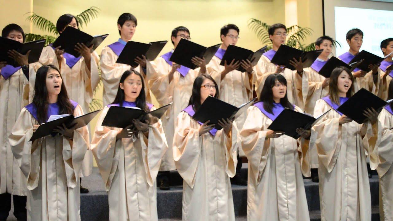 blessings youth choir tjc irvine 2015 09 youtube rh youtube com