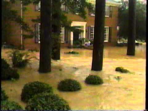 Augusta Flood Coverage   1990