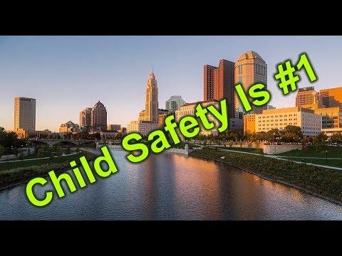 OHIO CHILD CAR SEAT LAWS