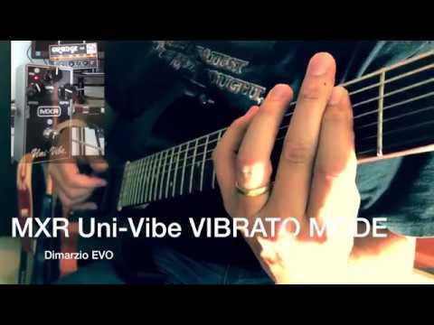 MXR Uni-vibe (Vibrato)