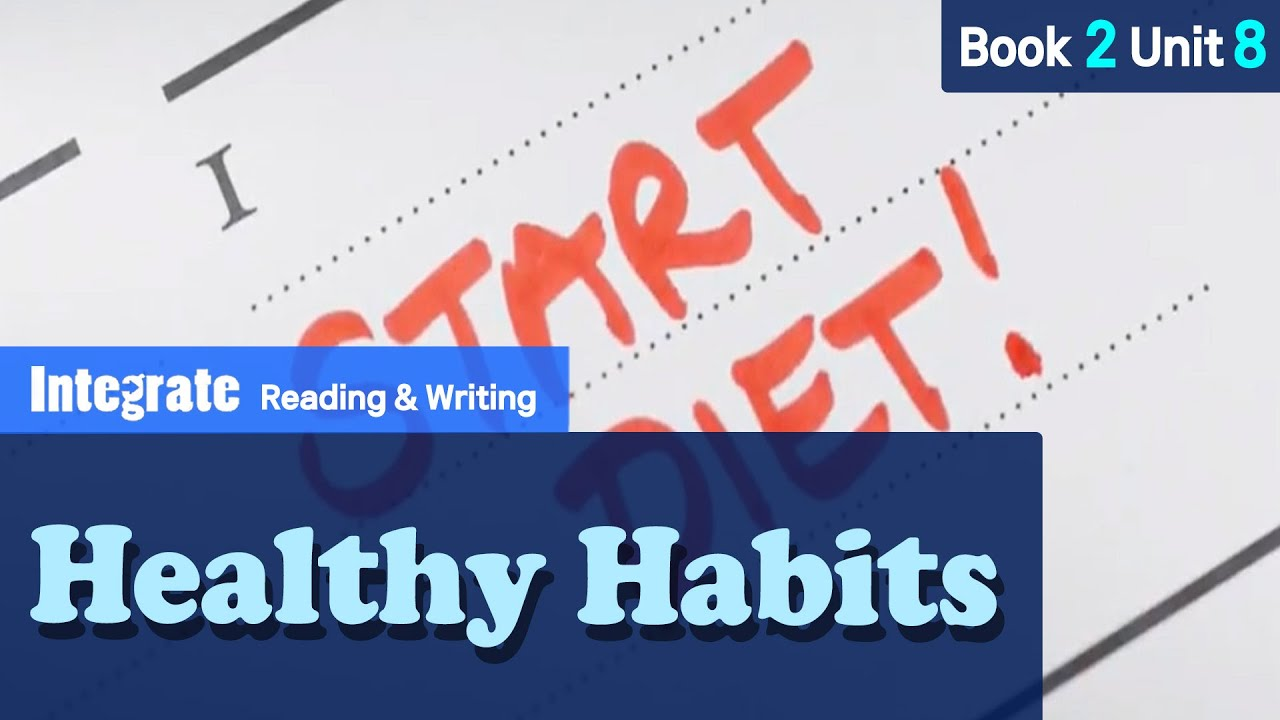 [Healthy Habits] Learn English with Audio Story[Subtitles] | #2-8★BIGBOX