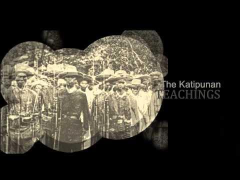 Bonifacio and the Katipunan