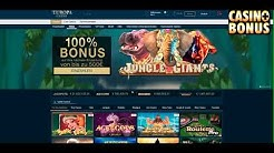 🌍 Europa Casino -10 € Bonus ohne Einzahlung abstauben!