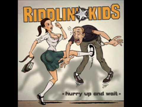 riddlin kids - blind