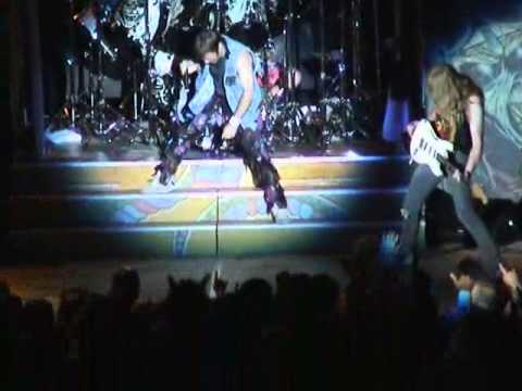 Iron Maiden-Shoreline Amphitheater,Mountain View,US 2003 [Pa
