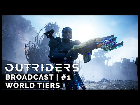 Outriders: World Tiers