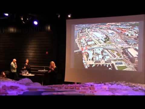Älvstaden i Centralenområdet, Del 1 av 3: SLA / Henning Larsen Architects / Social Action