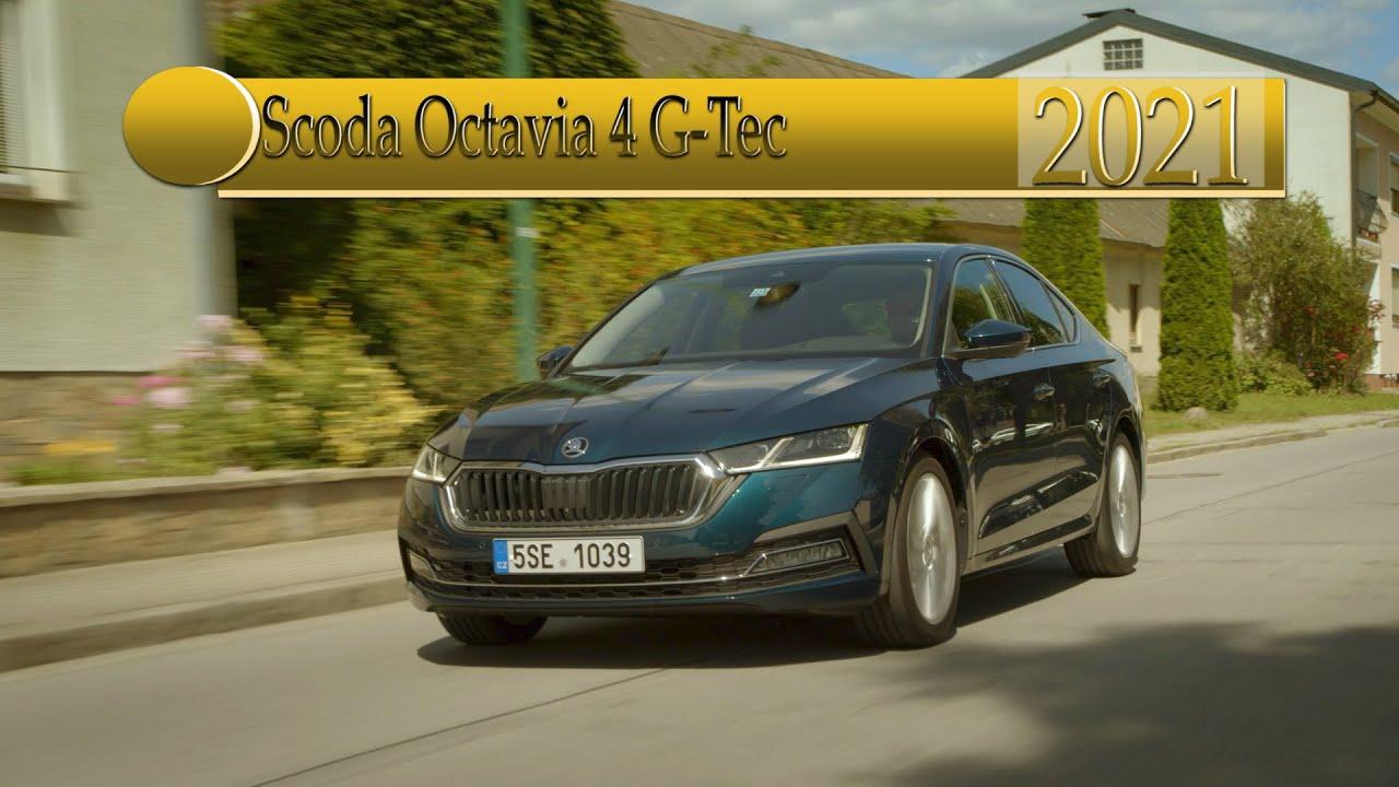 2021 Skoda Octavia 4 G-Tec - Interior and Exterior ...
