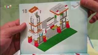 Видео обзор Конструктор - Пожарный центр