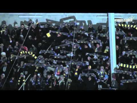 Arka Gdynia - otwarcie stadionu - Chodź pomaluj mój świat