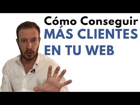 CONSEGUIR MÁS CLIENTES EN TU WEB (en 5 minutos)