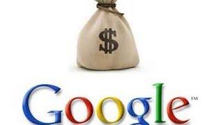 Como ganhar dinheiro na internet com o google adsense - trabalhe em casa, sem riscos