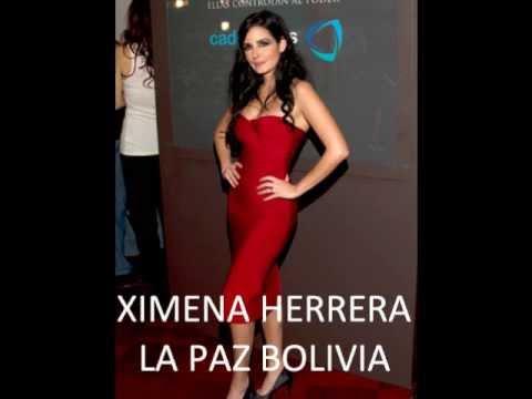 María Patricia Montoya Se Quita La Ropa Viva Bolivia Unida Doovi