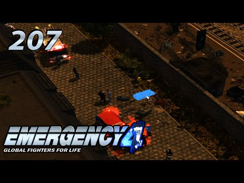 Emergency 4 Ep207| Harbor City Mod