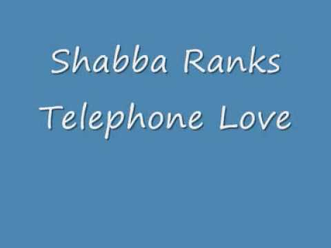 Shabba Ranks Telephone Love
