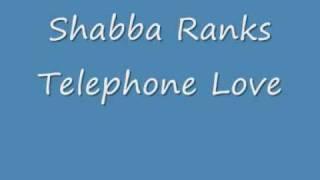 Shabba Ranks Telephone Love