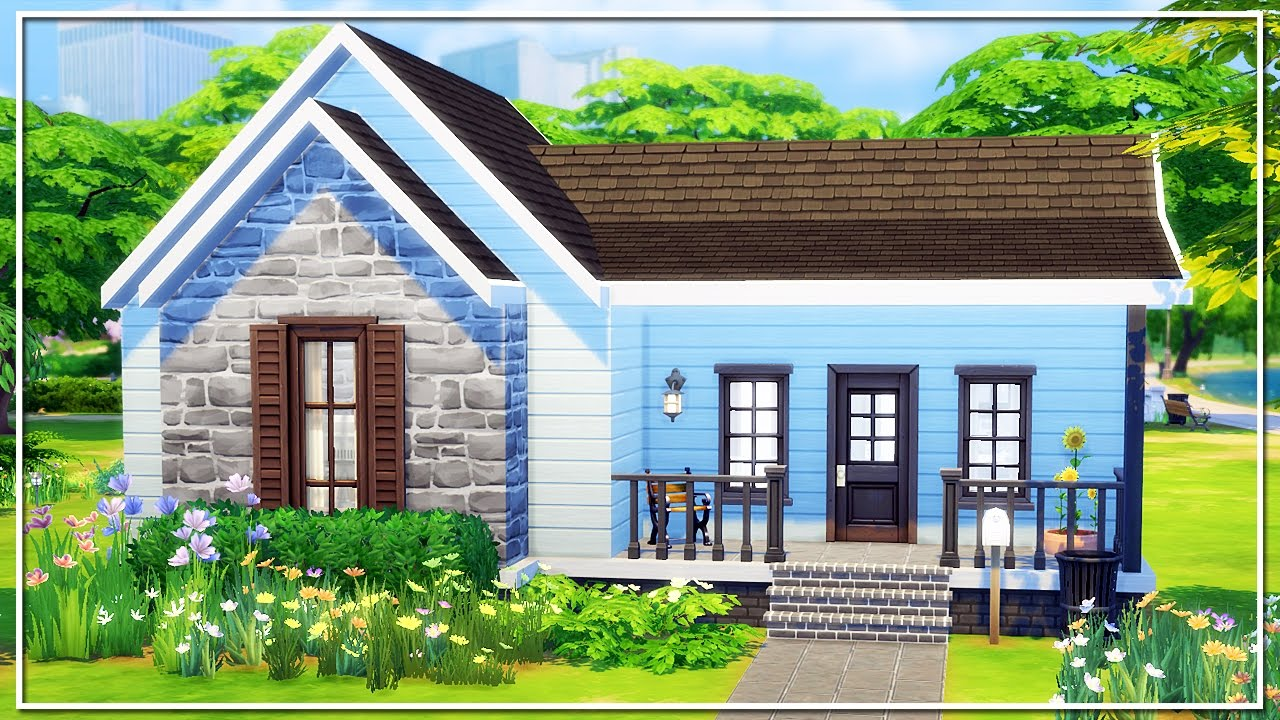 maxresdefault - View Starter Sims 4 Small House Ideas Pics