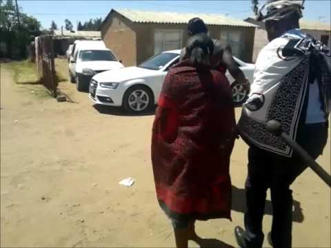 Sangoma's Spiritual Wedding