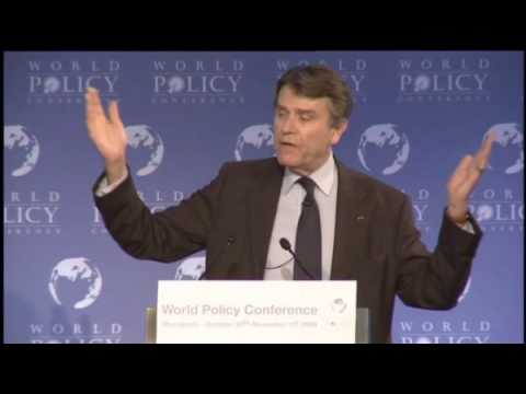 Thierry de Montbrial - Nov 1, 09 - Closing Session - 2/2