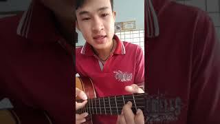 [Hướng dẫn đệm hát] Người con trai ấy| Nguyễn Đình Vũ
