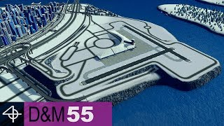 Airport Building: The Foundation | Unmodded Cities: Skylines - Design and Manage, Part 55