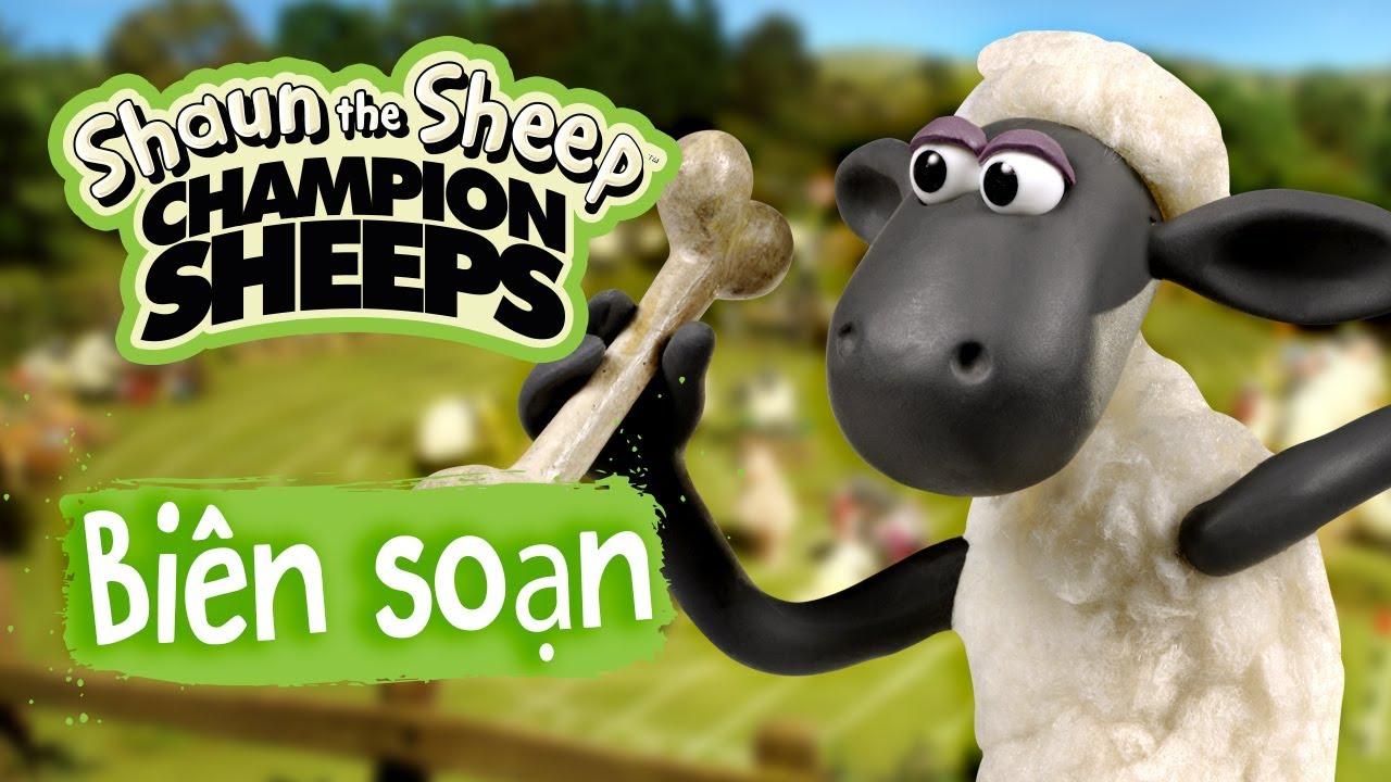 Biên soạn tập đầy đủ 15-21 | Championsheeps | Những Chú Cừu Thông Minh [Shaun the Sheep]