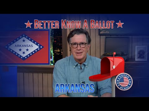"Arkansas, Confused About Voting In The 2020 Election? ""Better Know A Ballot"" Is Here To Help!"