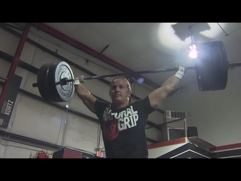 "Newport News native headed to Crossfit games, ""Pinnacle"" of the sport"