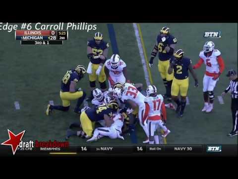 Carroll Phillips Vs Michigan(2016)