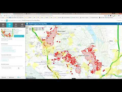 Lesson 2: Creating a Web Application with ArcGIS Online