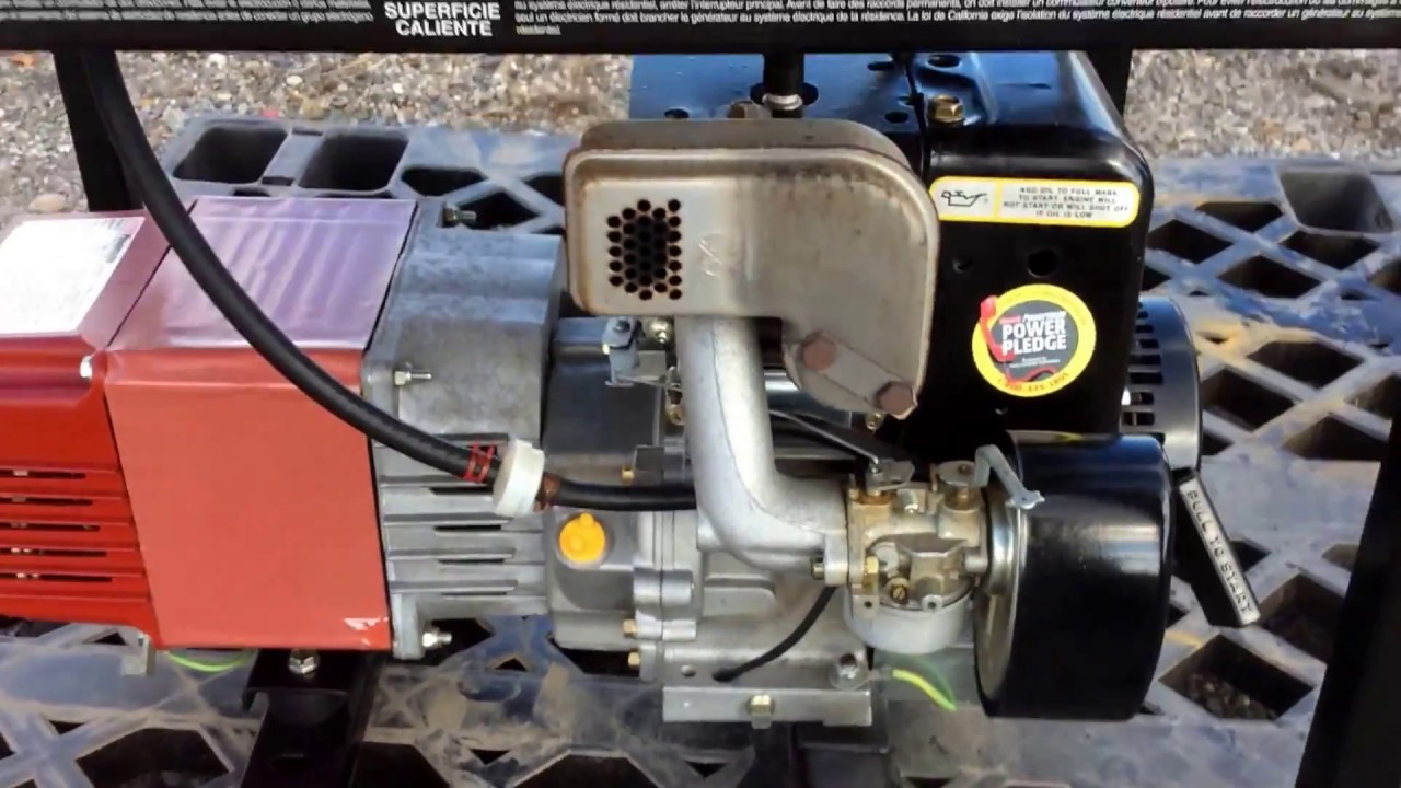 Maxresdefault together with Sanborn Parts Air  pressor as well Portable Gas Watt Coleman Powermate Generator Partpix also  moreover . on coleman powermate 5000 generator