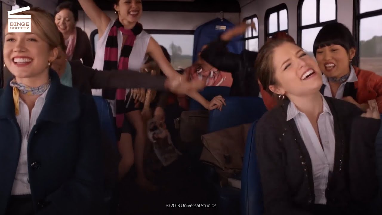 Download Pitch Perfect: Party bus HD CLIP