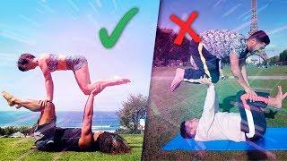 Yoga Challenge romántico en PARIS 💓