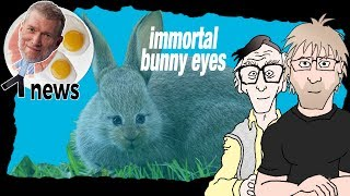 (Ken) Ham & AiG News - Immortal Bunny Eyes (feat. RJ)
