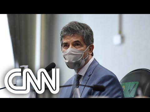 'Economia e saúde não são coisas distintas', diz Teich durante CPI da Pandemia | LIVE CNN