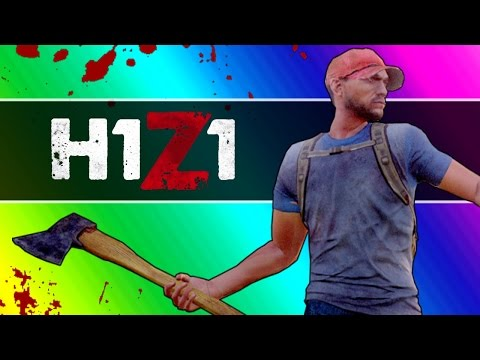 Thumbnail: H1Z1 Adventures - The Police Station & My Name Jeff (H1Z1 Funny Moments)