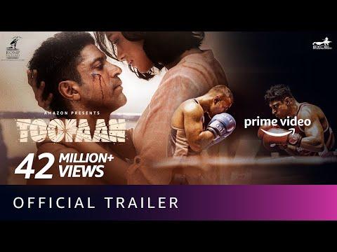 Toofaan - Official Trailer 2021 | Farhan Akhtar, Mrunal Thakur, Paresh Rawal | Amazon Prime Video